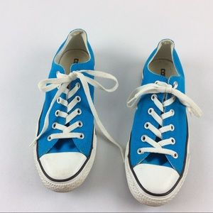Converse All stars blue unisex shoes M7 W9
